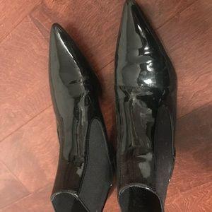 Zara booties worn once size 7-71/2